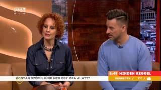 New Beauty RTL Klub 2015.12.02