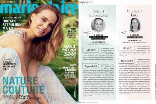 Marie Claire Magazin
