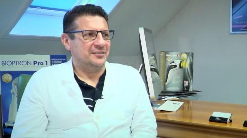 Dr. Pap Péterrel, Judy plasztikai sebészével beszélgettünk